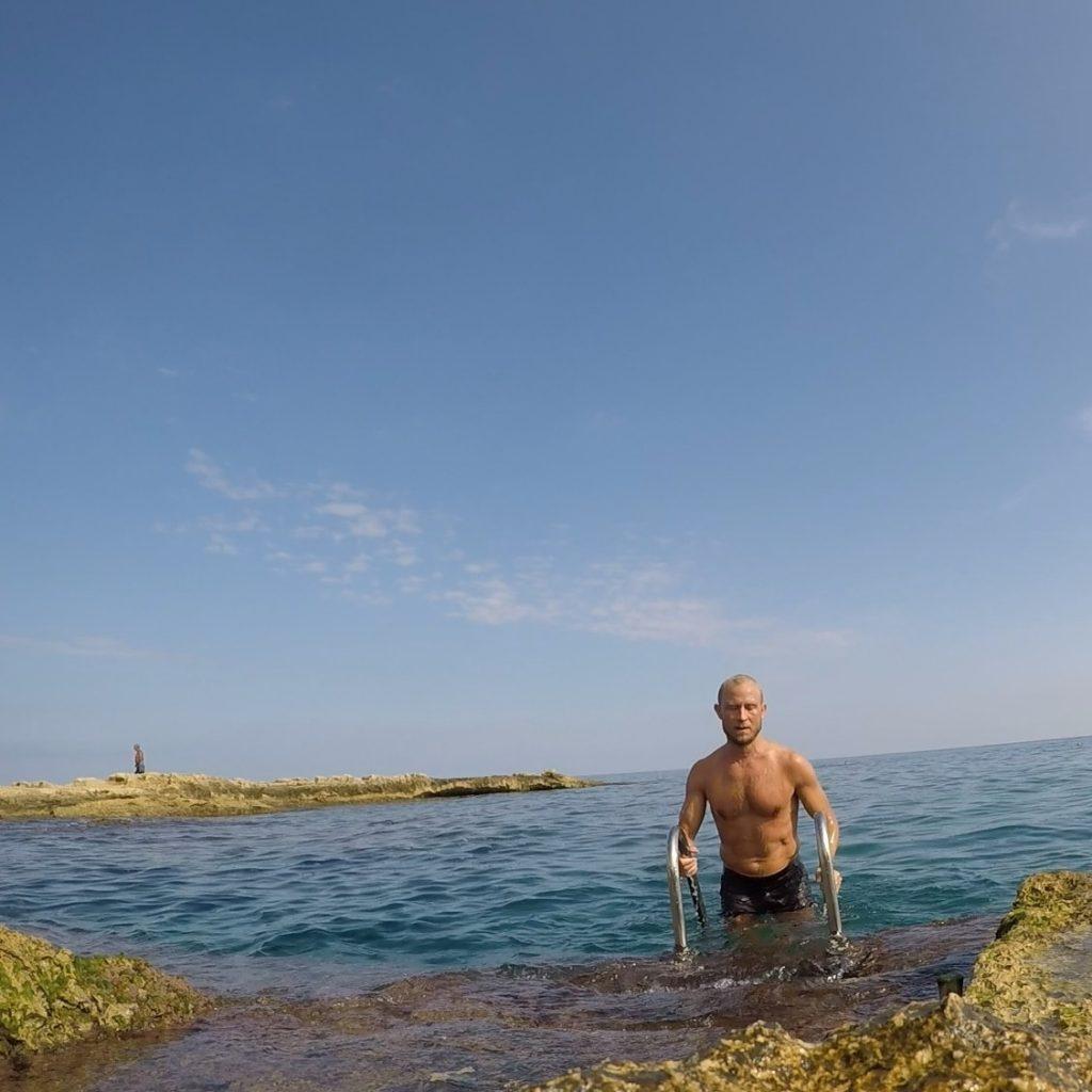 havstemperatur på malta