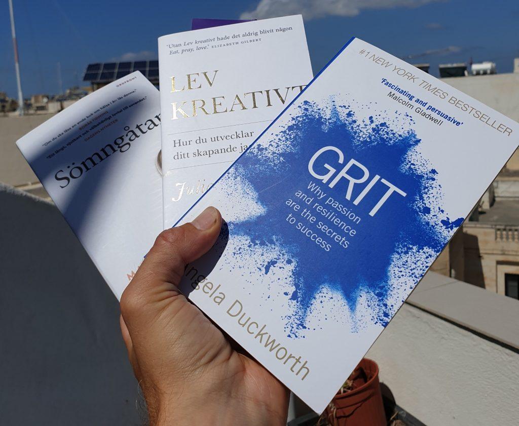 bra böcker för personlig utveckling