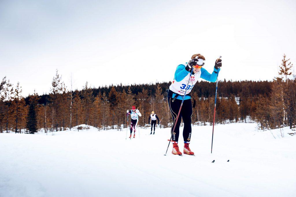 förbättra tekniken med racefox ski ai-coach