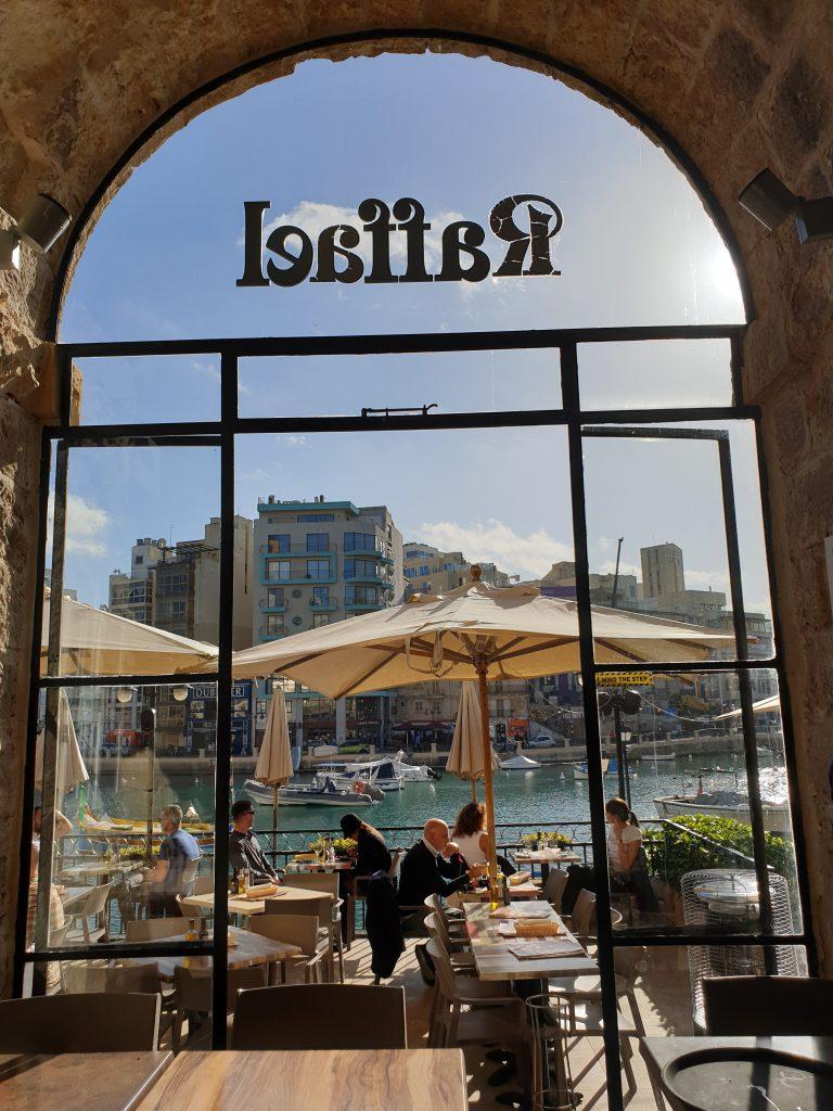 de bästa restaurangerna på Malta,