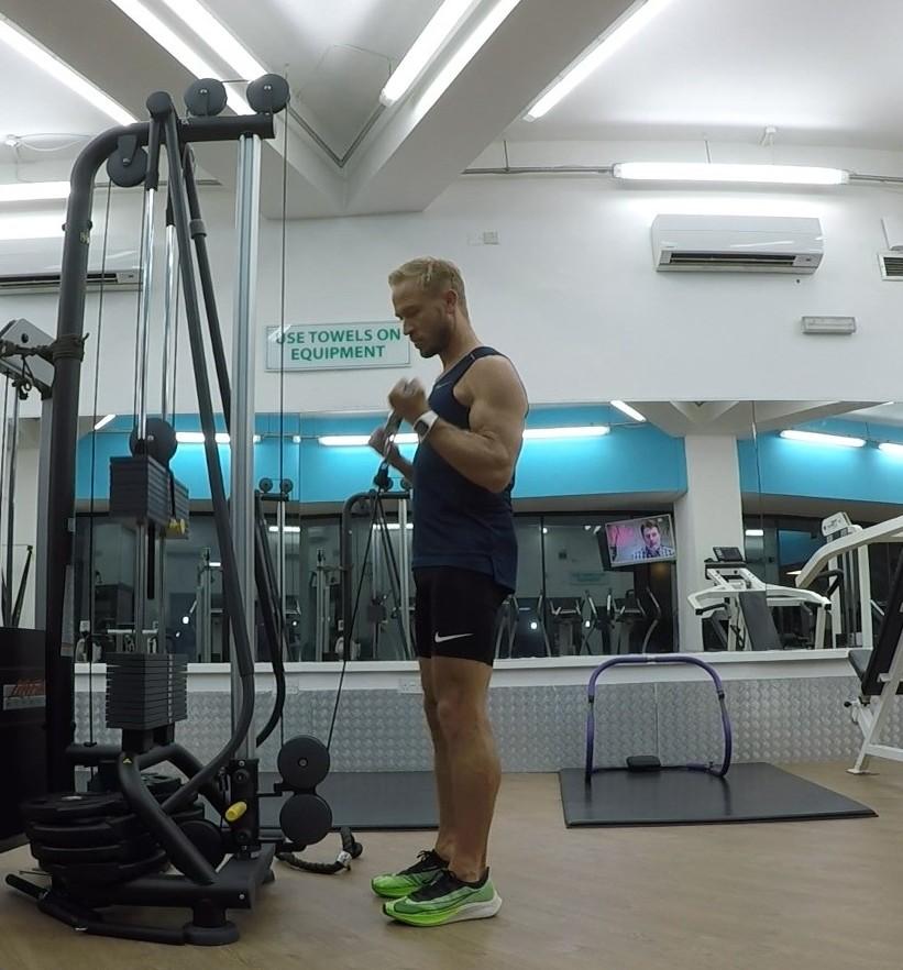 styrketräning maratonträning