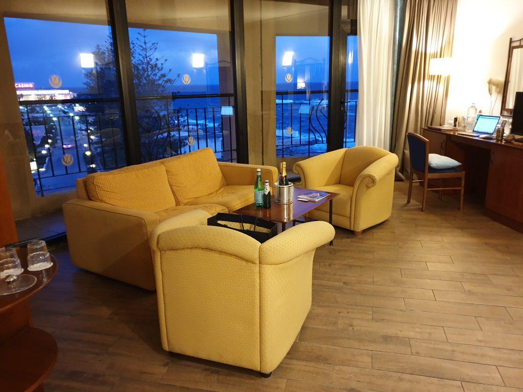 hotellrum på malta