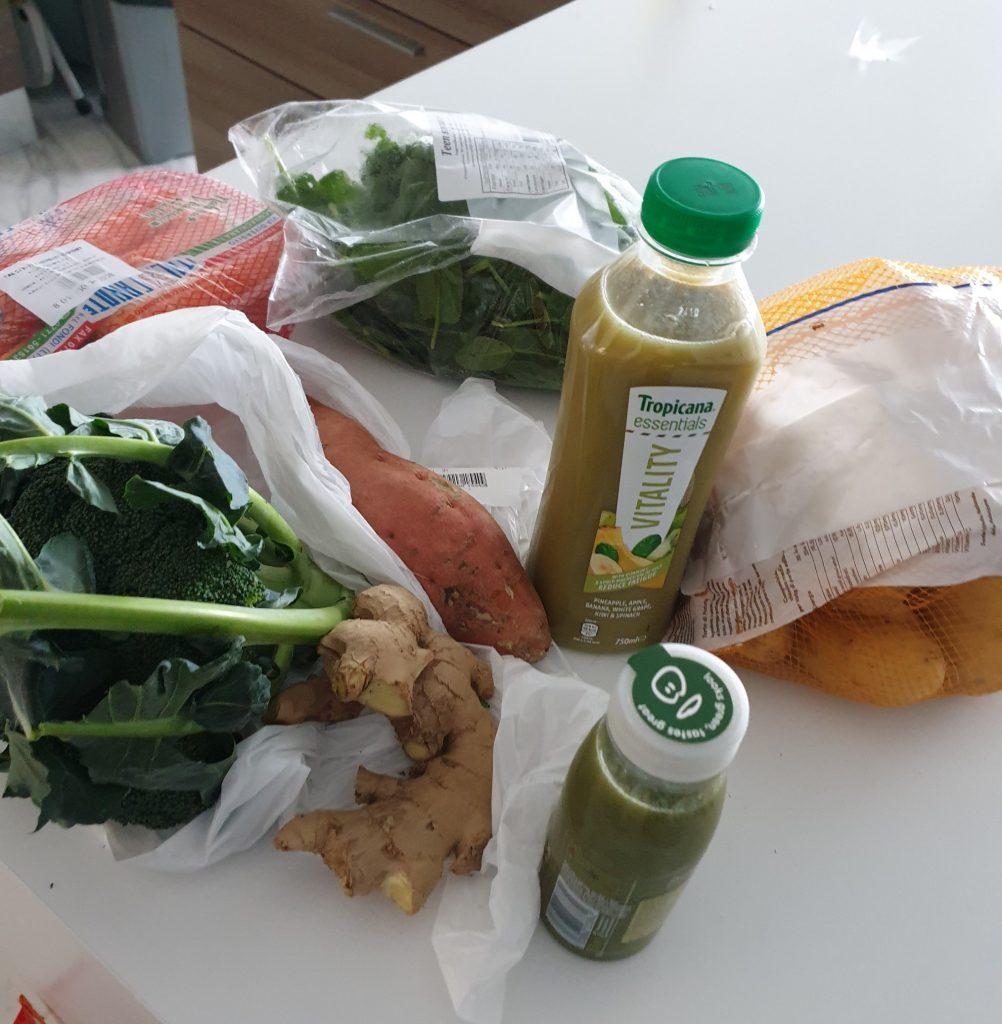 vegetarisk kost