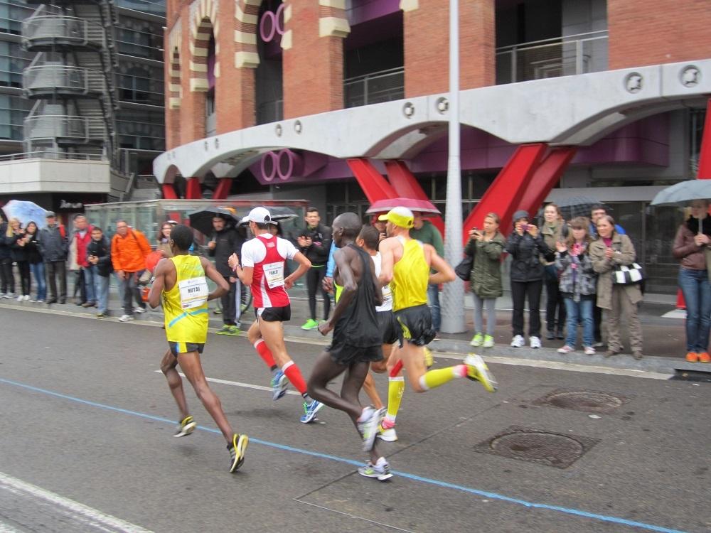 betting på löpning