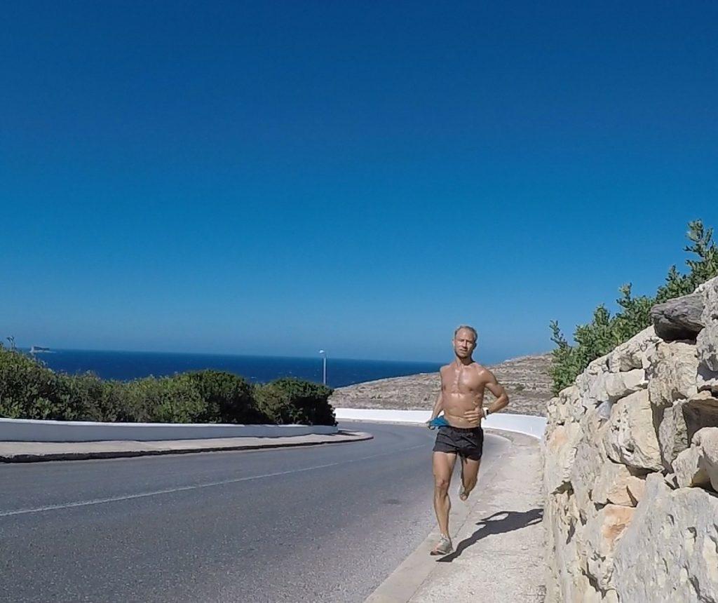 maratonträning