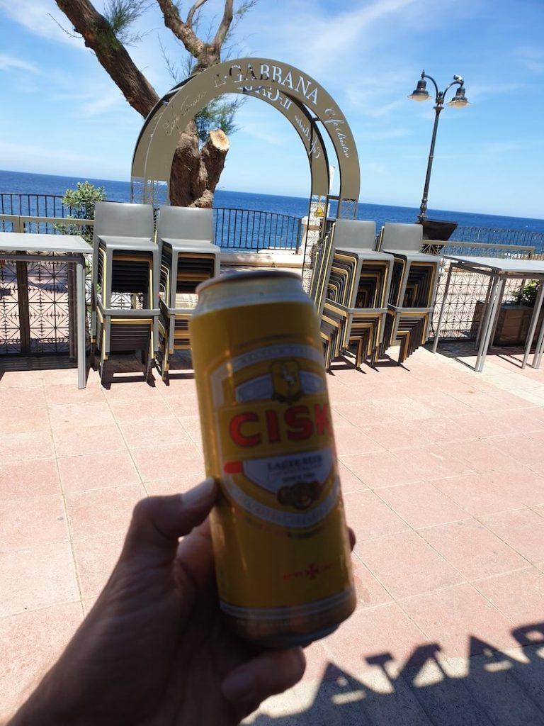 öl på Malta