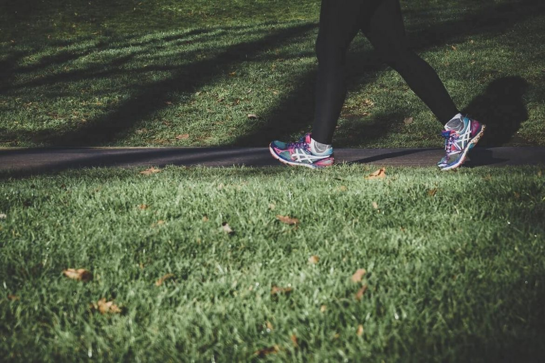 fördelar med att promenera