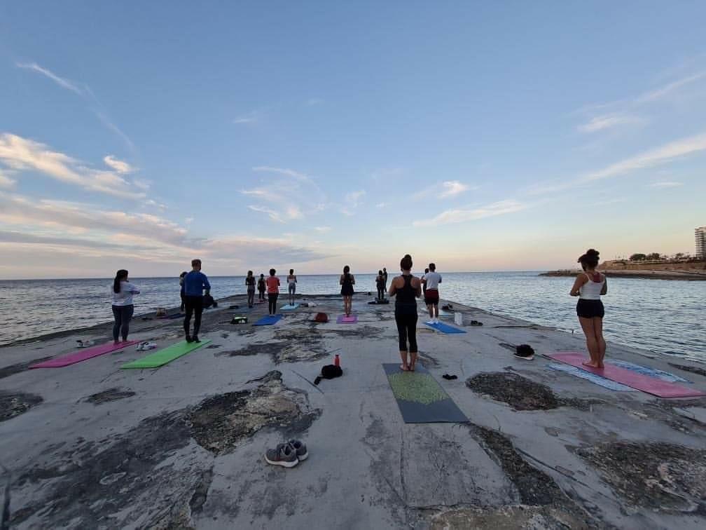 yoga på malta