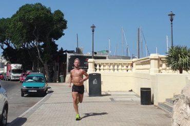 löpning malta 2021